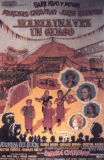 Gaby Fofo  Andrea del Boca HABIA UNA VEZ UN CIRCO   DVD