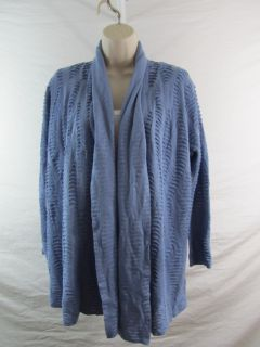 Anne Klein New York Womens Cardigan Sweater Retail $275