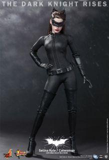 2012 BATMAN DARK KNIGHT RISES TDKR CATWOMAN SELINA KYLE ANNE HATHAWAY