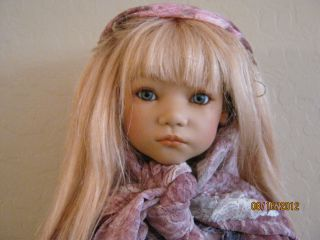 Annette Himstedts Sweet Faced Doll Annika 195 277 Bankruptcy Estate