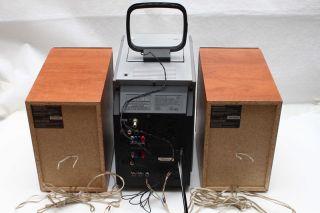 Panasonic SC PM39D Micro Stereo System Am FM Cassette 5 Disc DVD CD