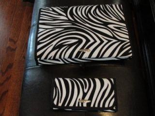 Prezerve Flexzorb Anti Tarnish x Large Jewelry Organizer Zebra