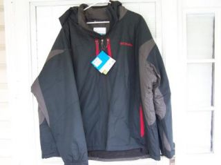NWT Columbia Mens 4XL Antimony III Winter Jacket Coat NWT FREE SHIP $
