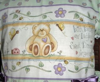 Adult Sissy Baby Dress Teddys Love by Annemarie