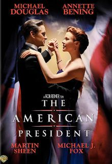 SEALED DVD THE AMERICAN PRESIDENT with Michael Douglas Annette Bening