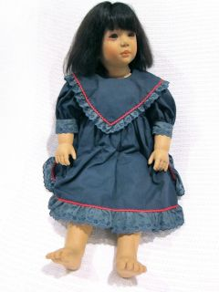 Annette Himstedt Puppen Kinder 1991 92 Named Shireem
