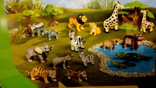 new in bag animal planet mother baby safari playset the best things to