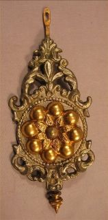 Antique Unusual Jerome Others Clock Pendulum Best OFFER