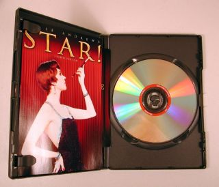 Star Julie Andrews as Gertrude Lawrence Coward Widescreen Full Frame