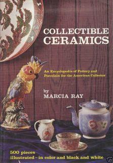 Antique Pottery Porcelain Makers Marks Types 500 Illustrations Scarce