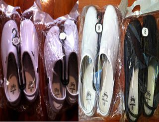 Professional Nursing and Medical Work Shoes Clogs 4 Styles Sizes 7 11