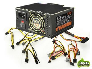 520W Micro ATX Power Supply Repla Athena AP MP4ATX47FE