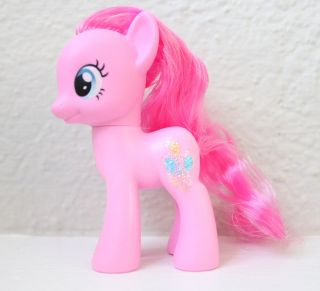 PINKIE PIE My Little Pony G4 MLP FIM Rare HTF Friendship is Magic TRU