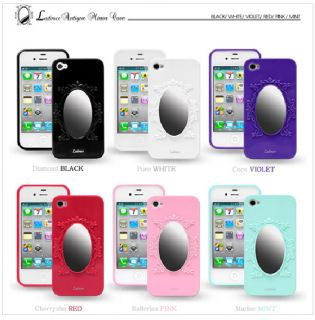 Glass Case Cover Skin Apple Mobile Cell Phone Screen Film