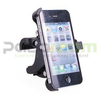 Motorcycle Bike Mobile Phone Mount Holder For Apple iPhone 4 4S