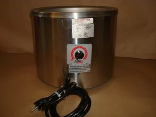 apw wyott rcw 11 11qt counter top cooker warmer classic cook serve for