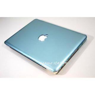 13 MacBook Pro Seethrough Hard Case Aqua Blue