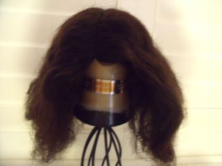 Annette Himstedt Fatou Doll Wig  open diameter approx 14.5  discount