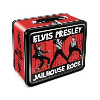 Aquarius Elvis Presley Jailhouse Rock Lunch Box 48022