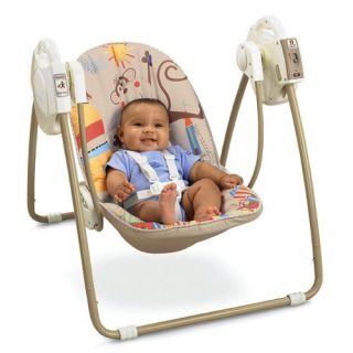 graco baby swing instructions