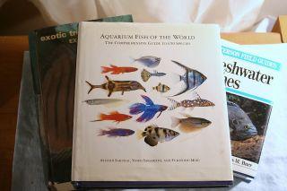 Aquarium Fish of The World Exotic Tropical Fish Fresh Water Fishes