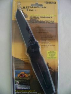 Appalachian Trail One Hand Opening Knife
