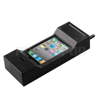 Retro Brick Mobile Phone Handset Case Cover Holder for Apple iPhone 3G