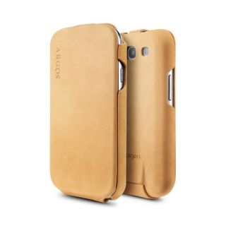 SPIGEN SGP Samsung Galaxy S3 Leather Case Argos Vintage