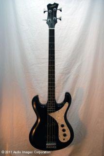 aria diamond dmb 380 black electric bass guitar new