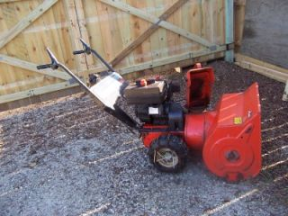 Ariens ST724 Snow Blower Electric Start, Chains , Pick Up in Southeast