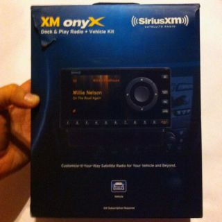 Sirius XDNX1V1 XM for Sirius for XM Car Satellite Radio Receiver