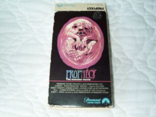 Prophecy VHS Talia Shire Armand Assante Robert Foxworth