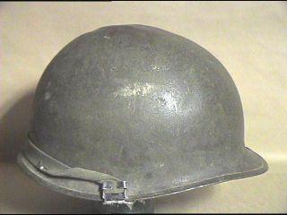 Army Soldiers Combat Steel Helmet and Helmet Liner No 7584