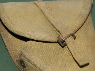 Canadian Army British WW2 Commando BROWNING HI POWER Khaki Pistol