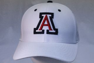 Arizona Wildcats DH DHS CLOSEOUT Hat Cap White