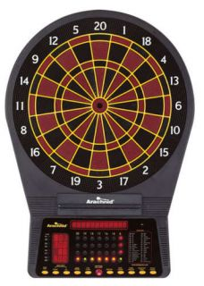 Arachnid® Cricketpro 750 Electronic Talking Dart Board