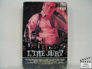The Jury Sliding Case VHS 1983 Armand Assante