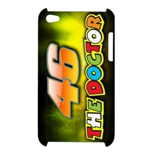 New Valentino Rossi 46 The Doctor Apple iPod Touch 4G Hard Shell Back