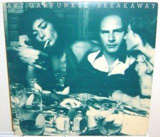 Art Garfunkel Breakaway LP Vinyl Record Album 33rpm CBS 1975 EX