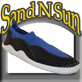 Mens Water Shoes Aqua Socks Sand N Sun Beach Boat Pool Shoes 20017
