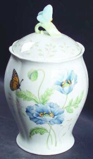 manufacturer lenox pattern butterfly meadow piece small canister size