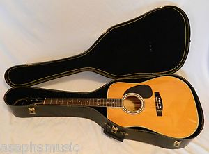 ESTEBAN American Legacy AL 100 Acoustic Electric Guitar FREE Case NO