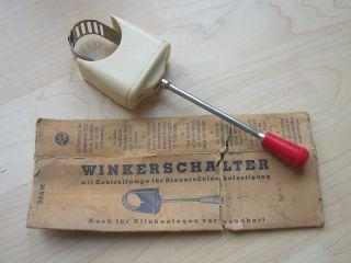 white bakelite matches schenk ascher and petri steering wheels red