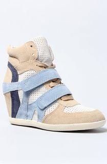 karmaloop ash shoes the bea sneaker blue multi karmaloop ash shoes the