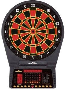 DMI Arachnid Cricket Pro 750 Electronic Talking Dartboard E750ARA Dart