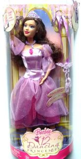 Barbie 12 Dancing Princesses Princess Ashlyn Doll New