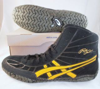 Asics Rulon Mens Wrestling Shoes Size 15 New