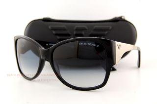 Brand New Emporio Armani Sunglasses 9707 s 29A Black Light Gold for