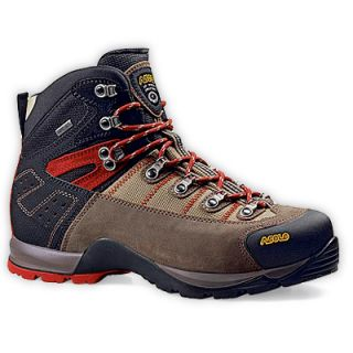 Asolo Mens Fugitive GTX Hiking Boots Wool Black