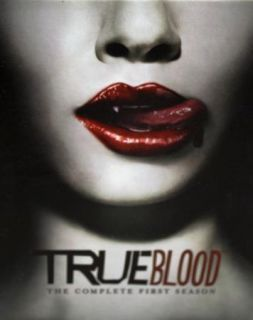 True Blood The Complete 1st Season DVD Set 3348S1